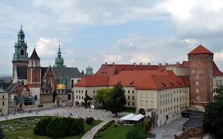 Wawel Cathedral Krakow Poland