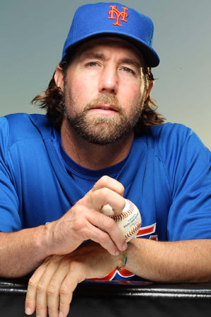 Standing Ovation: R.A. Dickey ~ Gym Class All Stars