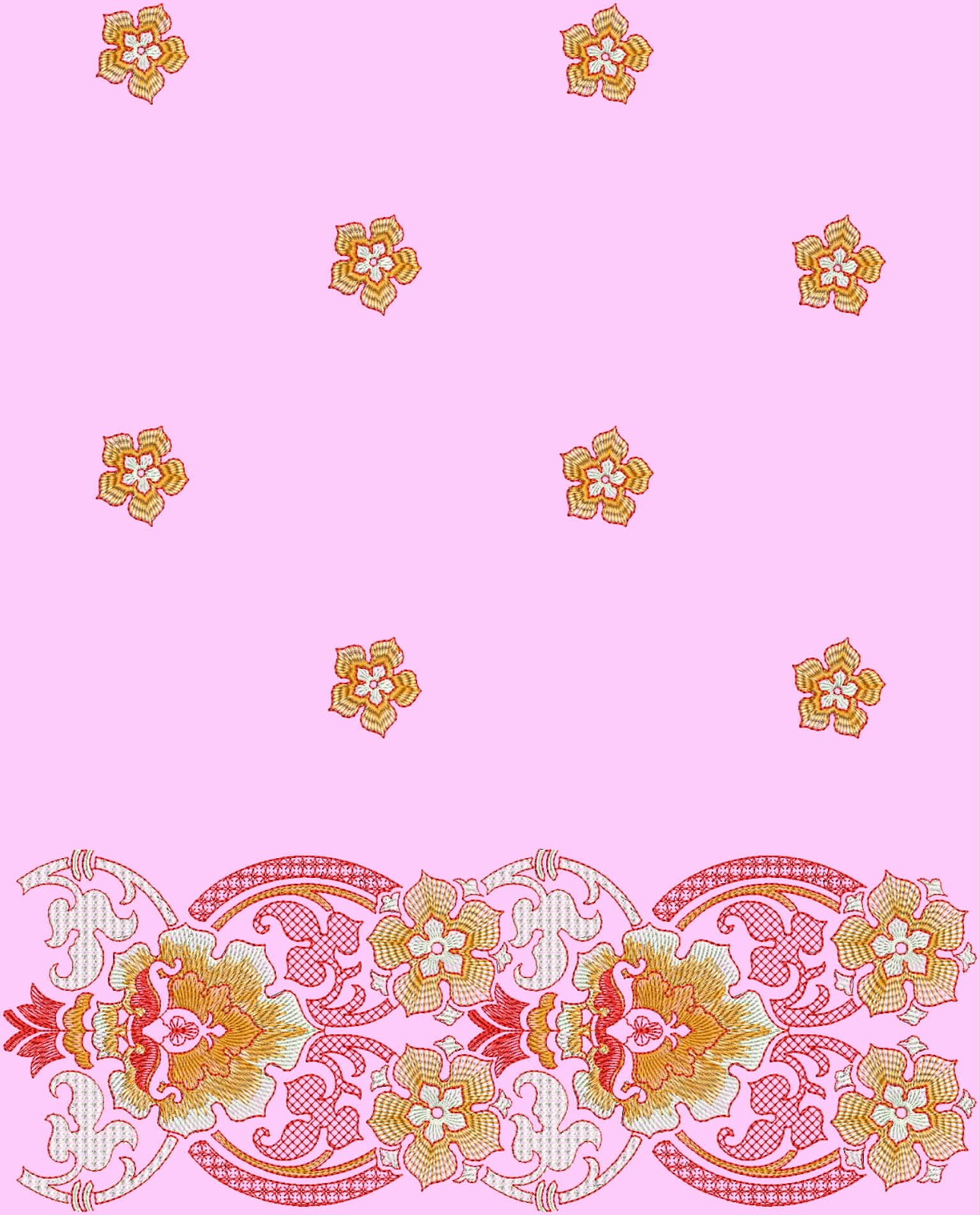 Embdesigntube embroidery designs for kurtis kurti