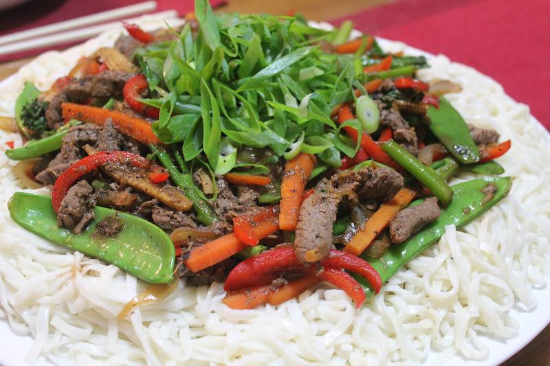 how to cook beef teriyaki stir fry