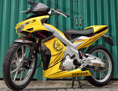 Modif Yamaha Jupiter Mx Terbaru
