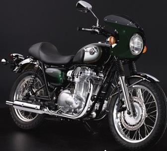 Kawasaki W800 Cafe Style Edition
