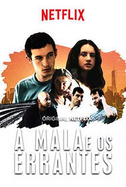 Filme Poster A Mala e os Errantes