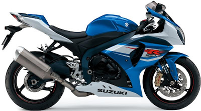 2012 Suzuki GSX-R1000