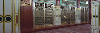 Beautiful Masjid-e-Nabvi Pictures Gallery4