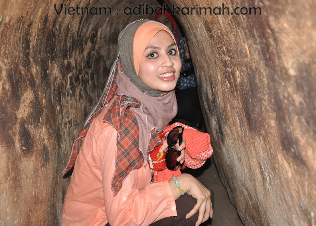 free trip to vietnam from hai-o for premium beautiful top agents in cucchi tunnel