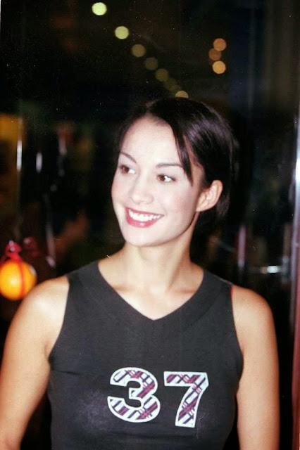 Foto model Nadya Hutagalung