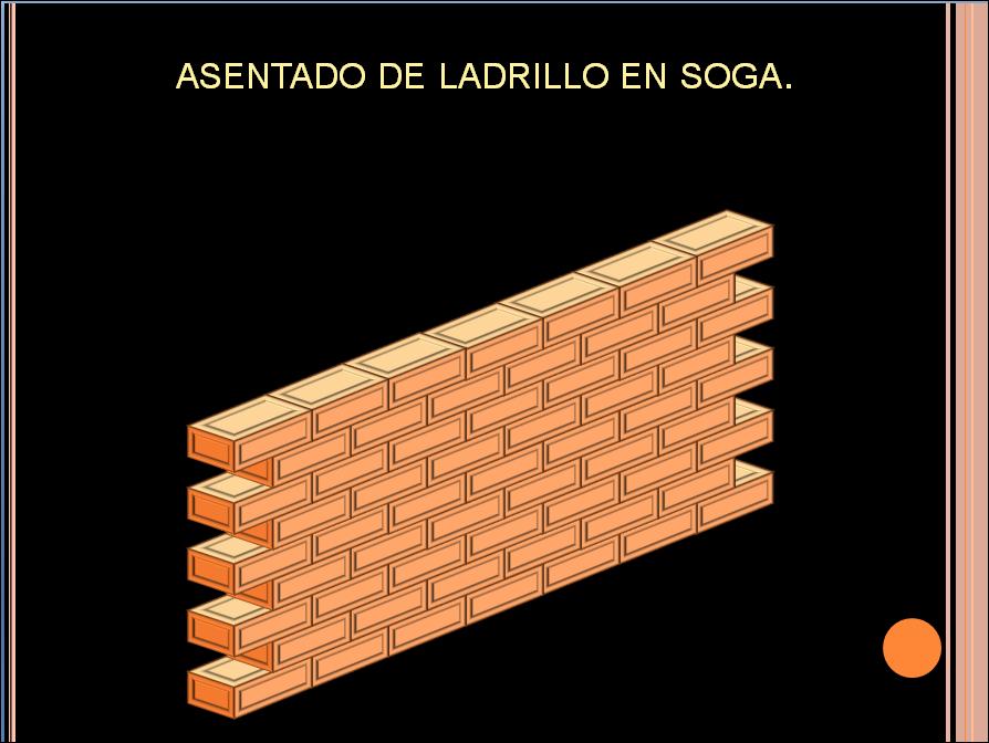 Arquitectura 3000 tipos de asentados de ladrillos - Tipos de ladrillo ...