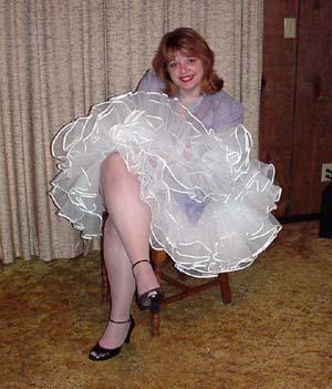 Frilly Petticoats