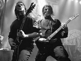 Mick Thomson dan Jim Root - Slipknot