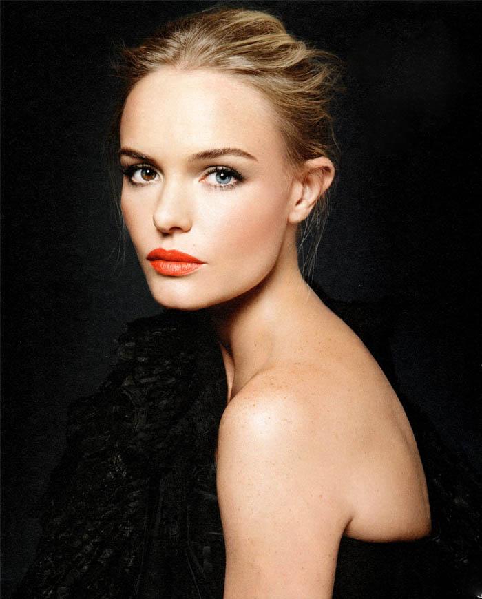 A GAROTA DOS OLHOS COLORIDOS_olhos de duas cores_Kate Bosworth_eyes