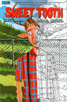 Sweet Tooth Vol. 3: Animal Armies by Jeff Lemire