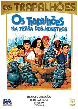 b12g Download   Os Trapalhões na Terra dos Monstros   DVDRip   AVI   Nacional