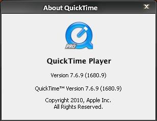 apple quicktime pro crack
