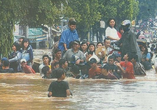 Penyebab Bencana Banjir dan Cara Mencegah