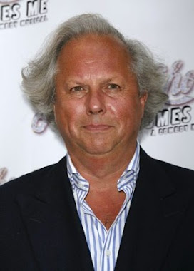 GRAYDON CARTER..Editor in Cheif of VANITY FAIR Magazine