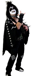 KISS Demon Adult Costume