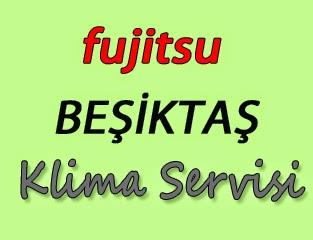 Fujitsu Beşiktaş Klima Servis
