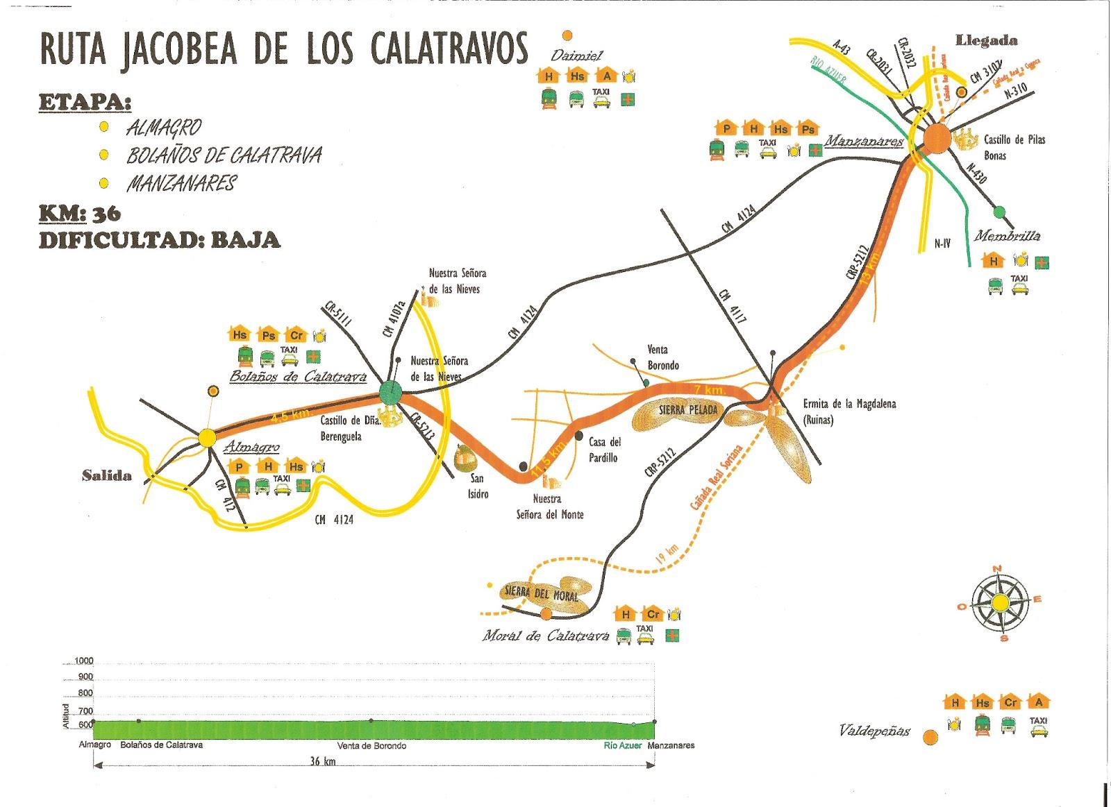 Opiniones de ruta jacobea for Fuera de ruta opiniones
