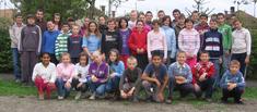 Zöld Bacon Program 2011. évi vetélkedőjének versenyzői