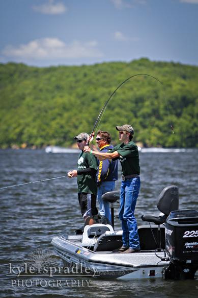 Kyle spradley photography blog missouri high school bass for Missouri bass fishing