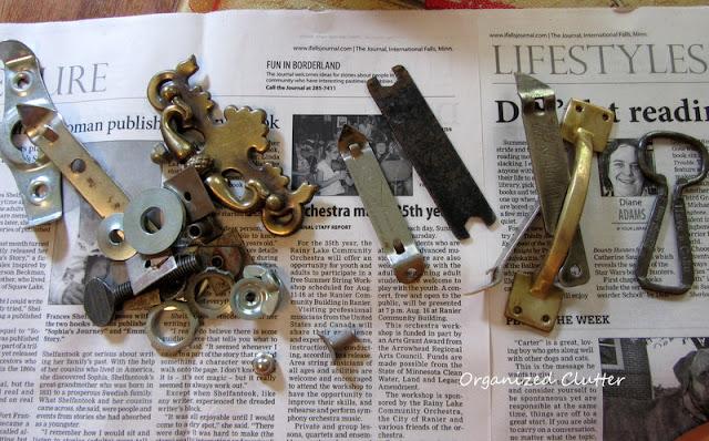 Junk Drawer Parts