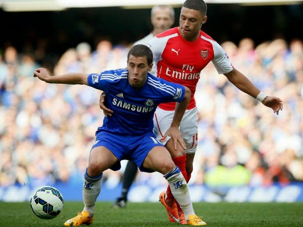 """Arsenal vs. Chelsea: """"Blues"""" and """"gunners"""" star in the Premier League partidazo"""