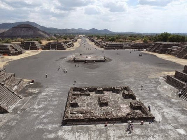 64. Teotihuacan (Mexico City, Mexico)