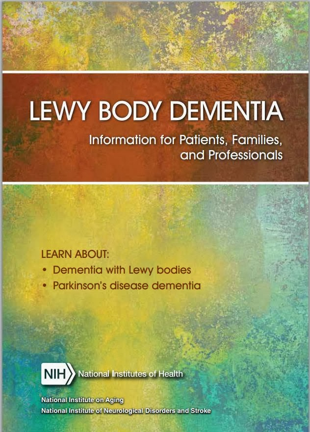 Cover of Lewy Body Dementia Book