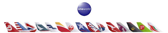 哩程兌換實戰教學 (一):如何查詢寰宇一家 (One World Alliance) 的哩程票