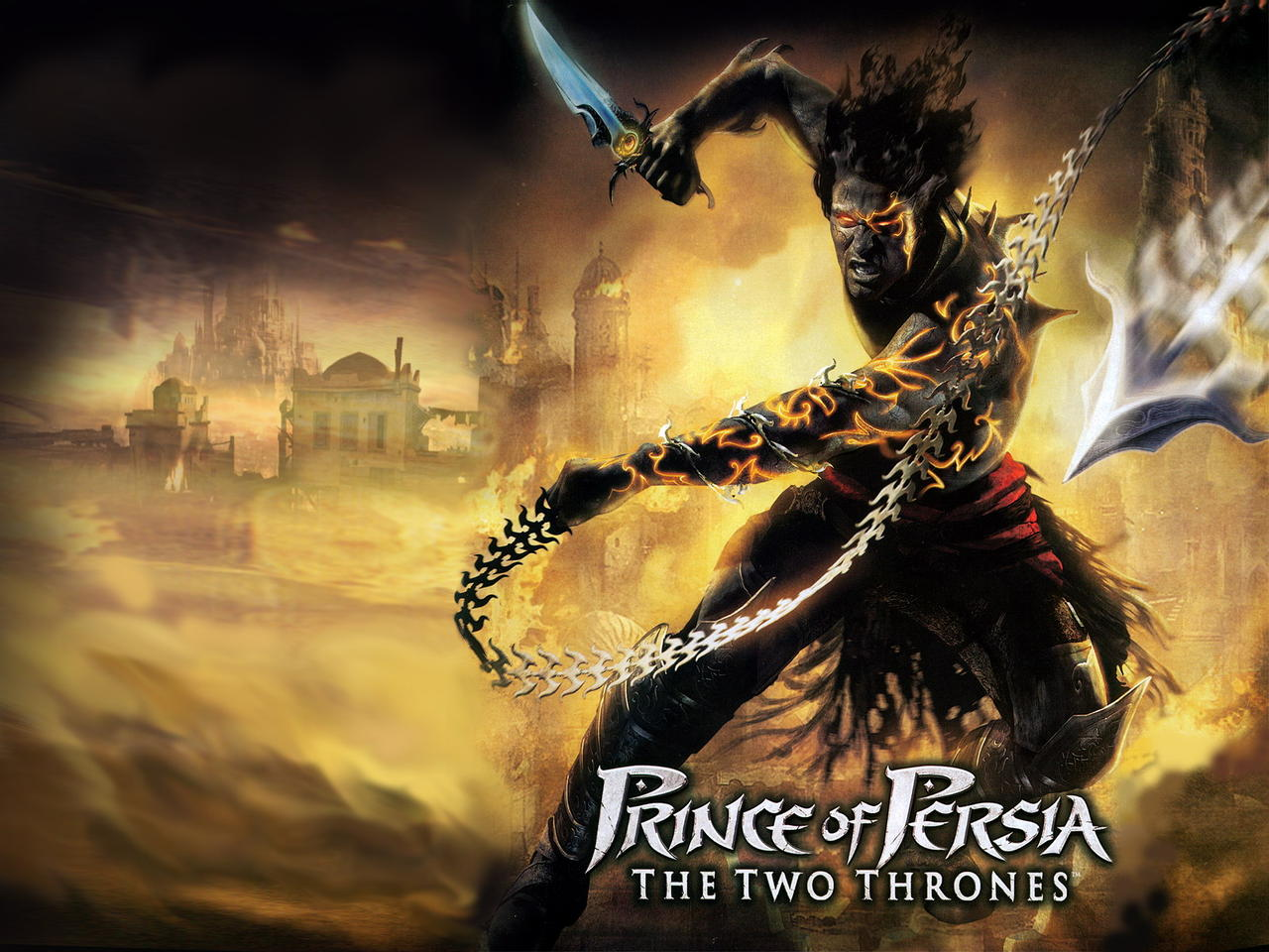 Prince of Persia The Two Thrones (Video Game ) - IMDb