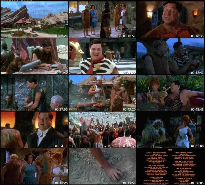 The Flintstones 1994 Brrip Hindi Dubbed 800mb Download