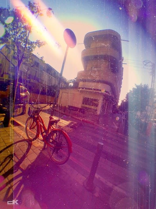 Denis_Kravtsov_Abstract_Photography_Double_Exposure_Texture_Dizengoff_Street