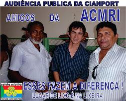 AMIGOS DA A.C.M.R.I
