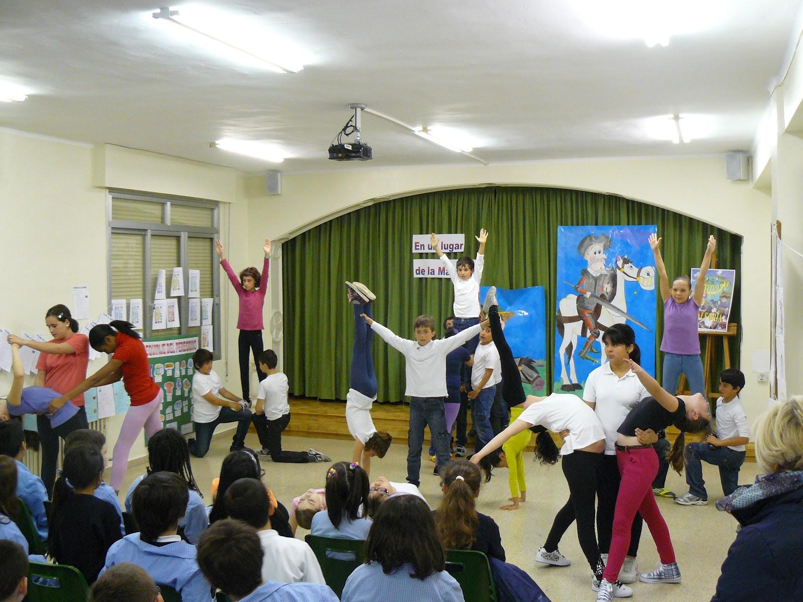 Colegio amor de dios burlada poetas en danza - Colegio amor de dios oviedo ...
