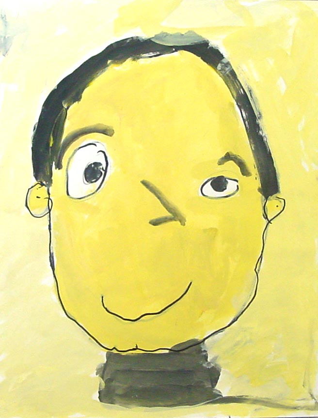 Picasso Self Portraits For Kids