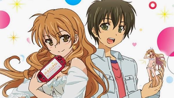Fuwa Fuwa Zone Review Anime Golden Time