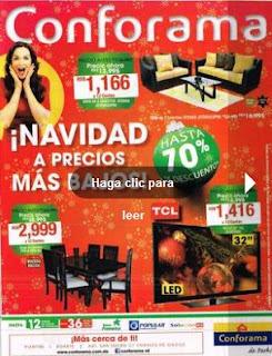 Navidad 2012 Conforama