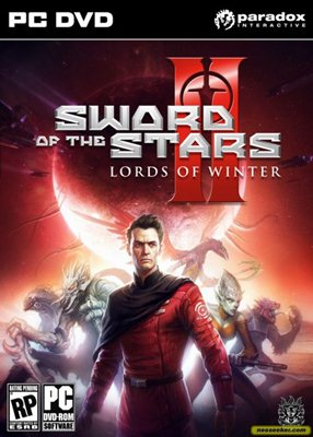 Sword of the Stars II Lords of Winter Update-SKIDROW FullRip (2012)