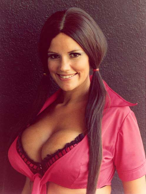 Russ Meyer Models http://www.pic2fly.com/Russ+Meyer+Girls+Sites.html