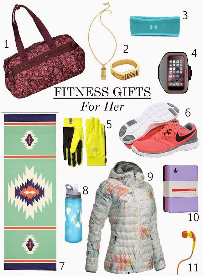 Fitness Gear Gifts for Women