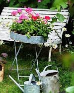 Svenska trädgårdsbloggare uppdelat på växtzon