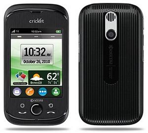 Kyocera RIO touchscreen phone for Cricket