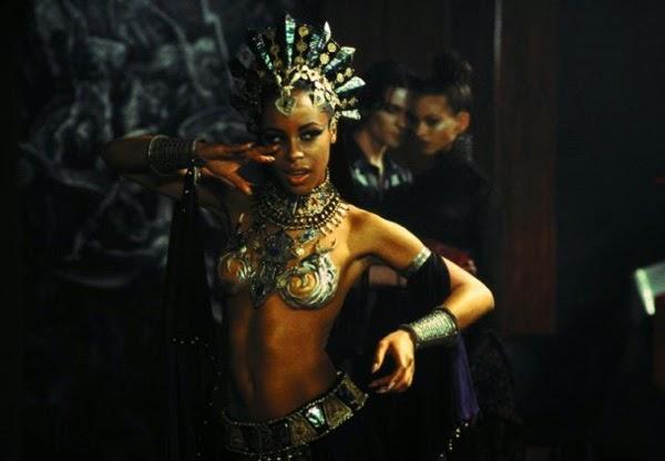 Aaliyah (Akasha en La Reina de los Condenados)