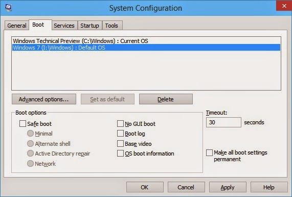 Memperbaiki Boot Manager pada Dual Booting Windows 10 dan Windows 7