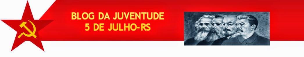 JUVENTUDE 5 DE JULHO - RS