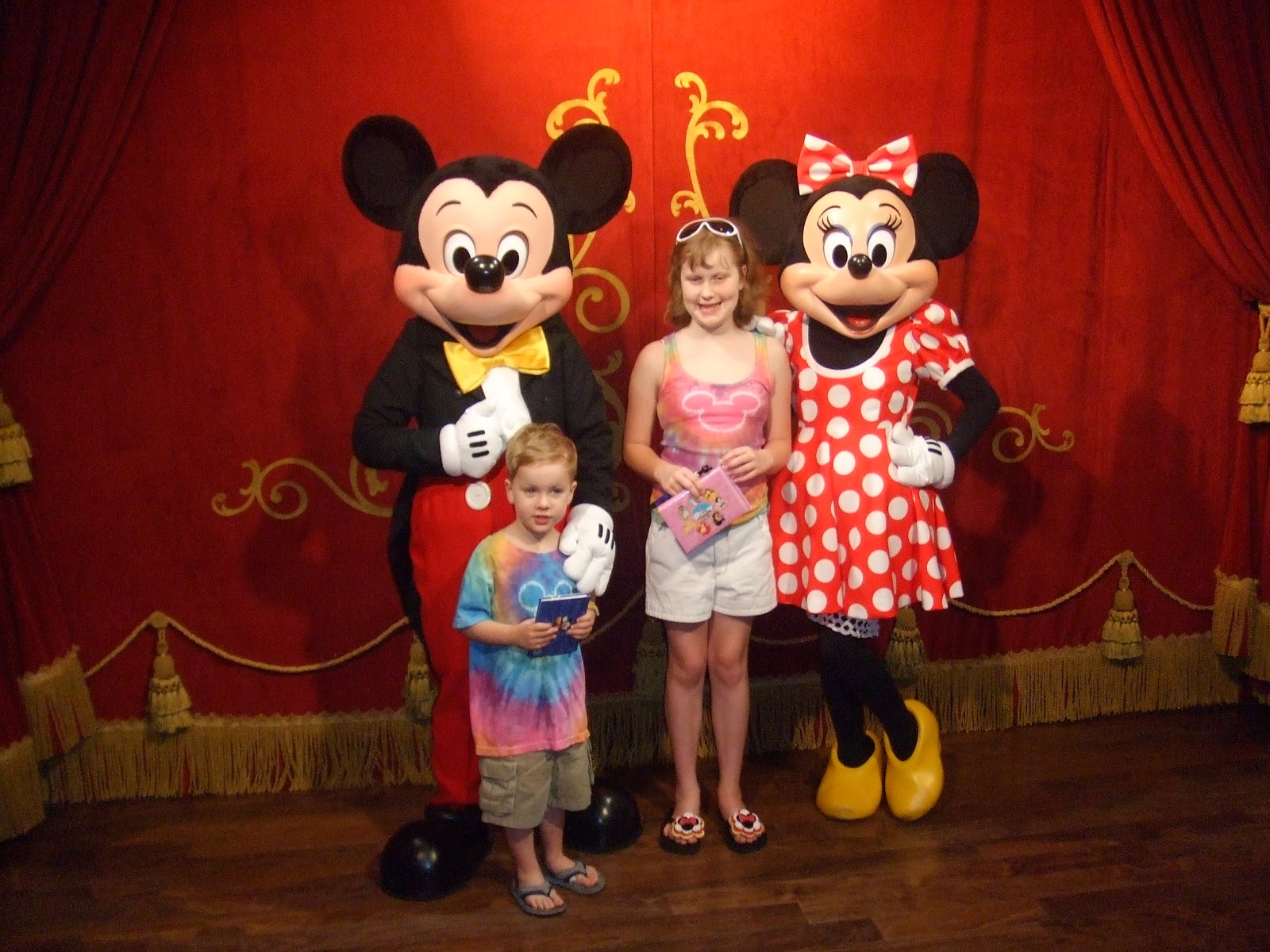 Best Vacation Ever Character Meet Greet At The Magic Kingdom