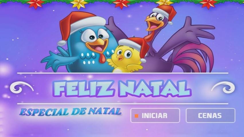 CLICK AQUI  Download Especial De Natal Galinha Pintadinha DVD-R 1