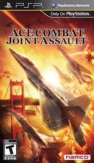 PSP ISO Ace Combat Joint Assault