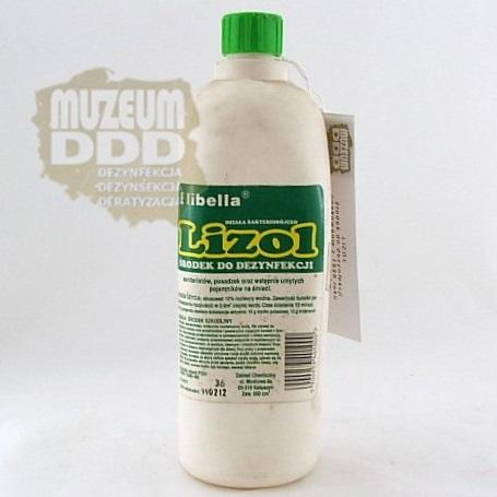 Lizol - płyn do dezynfekcji